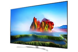LG 55 Inch LED Ultra HD (4K) TV (55SJ850T)