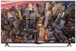 LG 55 Inch LED Ultra HD (4K) TV (55UB850T)