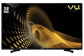 Vu 32 Inch LED HD Ready TV (6032F)