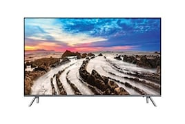 Samsung 65 Inch LED Ultra HD (4K) TV (65MU8000)