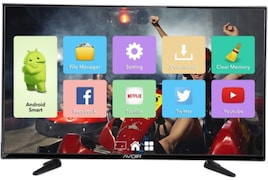 Intex 43 Inch LED Full HD TV (AVOIR 43SMART SPLASH PLUS)