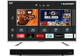 Blaupunkt 43 Inch LED Full HD TV (BLA43AS570)