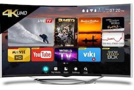 CloudWalker 55 Inch LED Ultra HD (4K) TV (CLOUD 55SU)