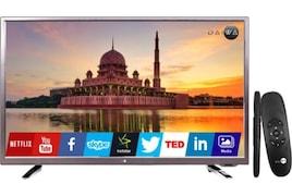 Daiwa 32 Inch LED HD Ready TV (D32C5SCR)