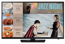 Samsung 40 Inch LED HD Ready TV (EB40D)