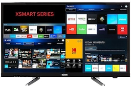 Kodak 32 Inch LED HD Ready TV (HDXSMART)