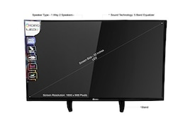 Koryo 32 Inch LED HD TV (KLE32DLBHN6)