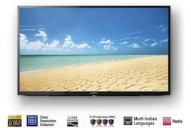 Sony 40 Inch LCD Full HD TV (KLV 40R352D)