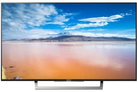 Sony 43 Inch LCD Ultra HD (4K) TV (KLV 43X8300D)
