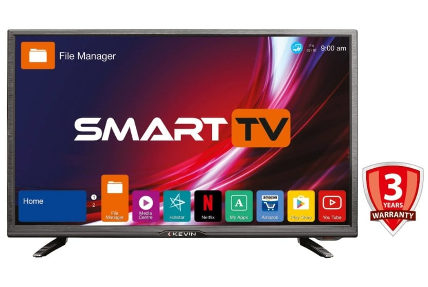 526ae11ca36 Kevin 32 Inch LED HD Ready TV (KN32SW) Online at Lowest Price in India