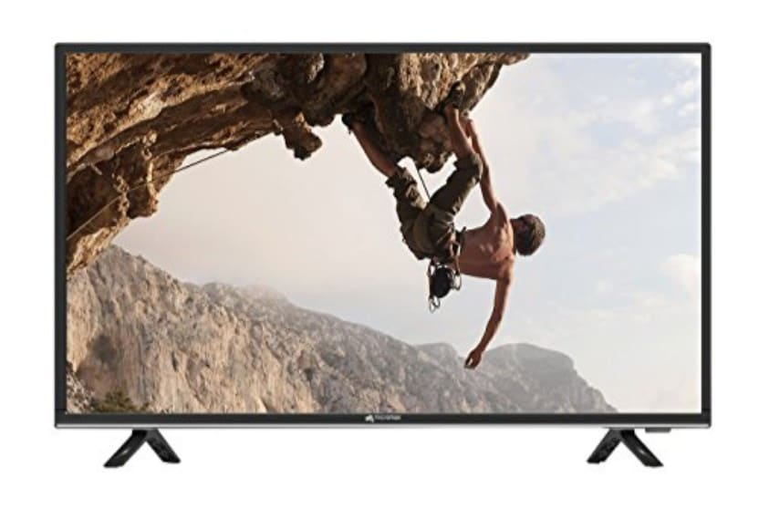 a6e9f42e150 Micromax 40 Inch LED HD Ready TV (L40Z9999) Online at Lowest Price ...