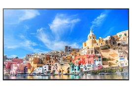 Samsung 85 Inch LED Ultra HD (4K) TV (LH85QMDPLGC)