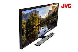 JVC 24 Inch LED HD Ready TV (LT 24N380C)