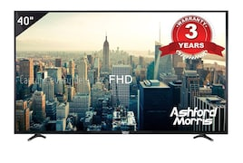 Ashford 40 Inch LED Full HD TV (MORIS 4000S)