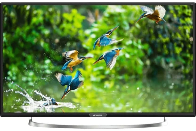 24083684e Sansui 48 Inch LED Full HD TV (SKQ48FH-ZF) Online at Lowest Price in India