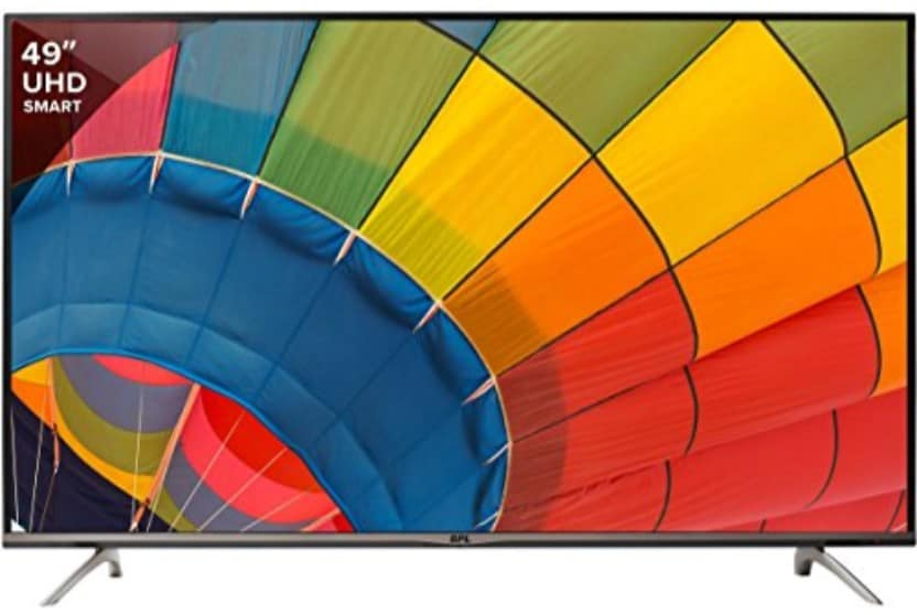 BPL 49 Inch LED Ultra HD (4K) TV (STELLER BPL123E36S4C) Online at Lowest  Price in India