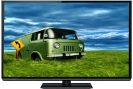 Panasonic 42 Inch LED Full HD TV (TH L42U5D)