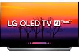 LG 55 Inch OLED Ultra HD (4K) TV (TV55C8PTA)