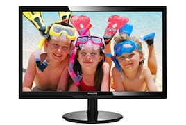 Philips 32 Inch LED HD Ready TV (V LINE243V5LSB)