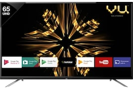 Vu 65 Inch LED Ultra HD (4K) TV (VU/S/OAUHD65)