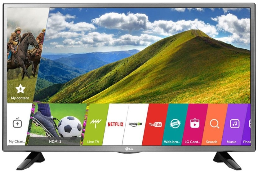 Lg 32 Inch Led Hd Ready Tv 32lj573d Online At Lowest Price In India
