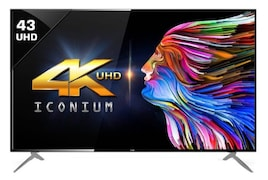 Vu 43 Inch LED Ultra HD (4K) TV (43BU113)