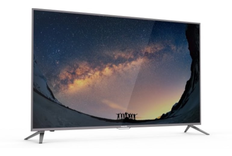 Philips 43 Inch LED Ultra HD(4K) TV (43PUT7791 V7) Online at Lowest Price  in India 3332726404c3