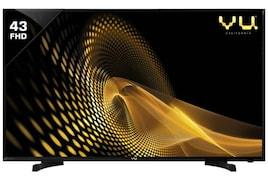 Vu 43 Inch LED Ultra HD (4K) TV (43S6575)