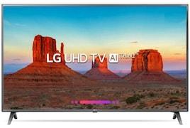 LG 43 Inch LED Ultra HD (4K) TV (43UK6360PTE)