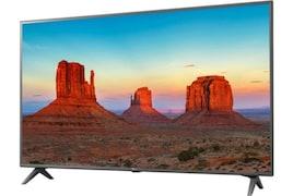 LG 50 Inch LED Ultra HD (4K) TV (50UK6560PTC)