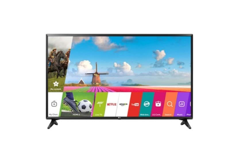 859e623df LG 55 Inch LED Ultra HD (4K) TV (55LJ550T) Online at Lowest Price in ...
