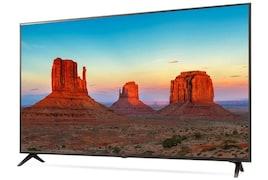 LG 55 Inch LED Ultra HD (4K) TV (55UK6500PTC)