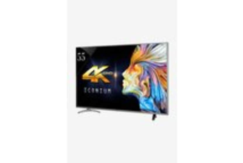 ee634241ed6 Vu 55 Inch LED Ultra HD (4K) TV (55XT780) Online at Lowest Price in ...