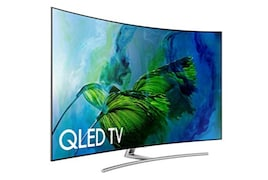 Samsung 65 Inch QLED Ultra HD (4K) TV (65Q8C)