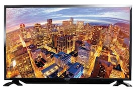 Sharp 32 Inch LED HD Ready TV (LC 32LE185M)