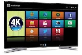 Mitashi 55 Inch LED Ultra HD (4K) TV (MIDE055V22)