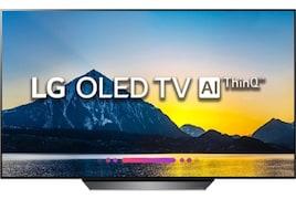 LG 55 Inch OLED Ultra HD (4K) TV (OLED55B8PTA)