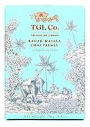 TGL Co. Kadak Masala Chai Premix (196GM, 14 Pieces)