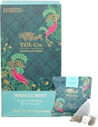 TGL Co. Miracle MInt Herbal Tea (32GM, 16 Pieces)