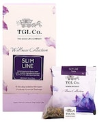 TGL Co. Wellness Slim Line Tea (60GM, 15 Pieces)