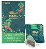 TGL Pure Darjeeling Green Tea (150GM, 16 Pieces)