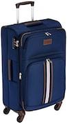 Tommy Hilfiger TH-SCO08065 Soft Sided Suitcase (Medium, Navy)