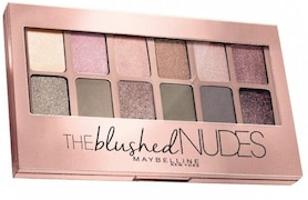 Maybelline The Blushed Nudes Multicolor (9GM)