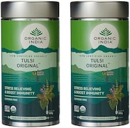 Organic India The Tulsi Original Tea (100GM, Pack of 2)