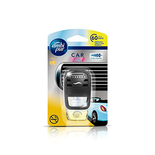 Ambi Pur Tobacco Liquid Car Perfume And Freshener (7.5ML)