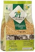 24 Mantra Organic Toor Dal (Yellow, 1KG)