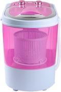 DMR 3 kg Semi Automatic Top Load Washing Machine (30-1208, Pink & White)