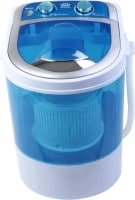 DMR 3 kg Semi Automatic Top Load Washing Machine (30-1208, Blue & White)