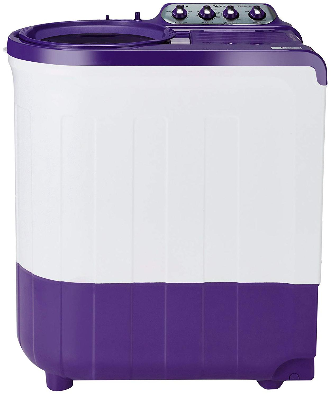 Whirlpool 7.5 kg Semi Automatic Top Load Washing Machine (ACE SUPER SOAK, Coral Purple)