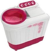 Whirlpool 6.5 kg Semi Automatic Top Load Washing Machine (ACE SUPREME PLUS, Tulip Pink)